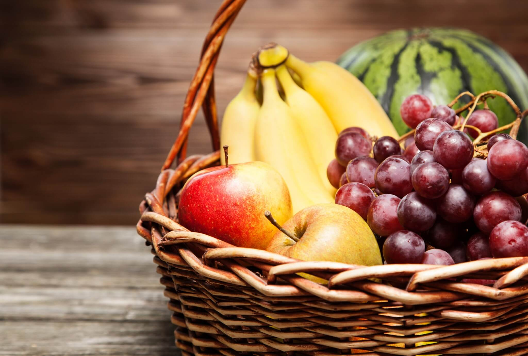 Foodesign Fresh Fruit Basket: St. Louis Produce Delivery